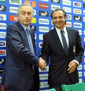 Cesare Prandelli takes over the Italian national team