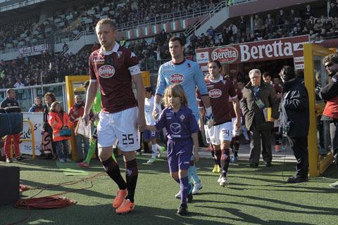Torino vs Fiorentina Campionato di Serie A 2013 2014