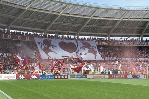 Torino vs Parma - Campionato Serie A 2013/2014
